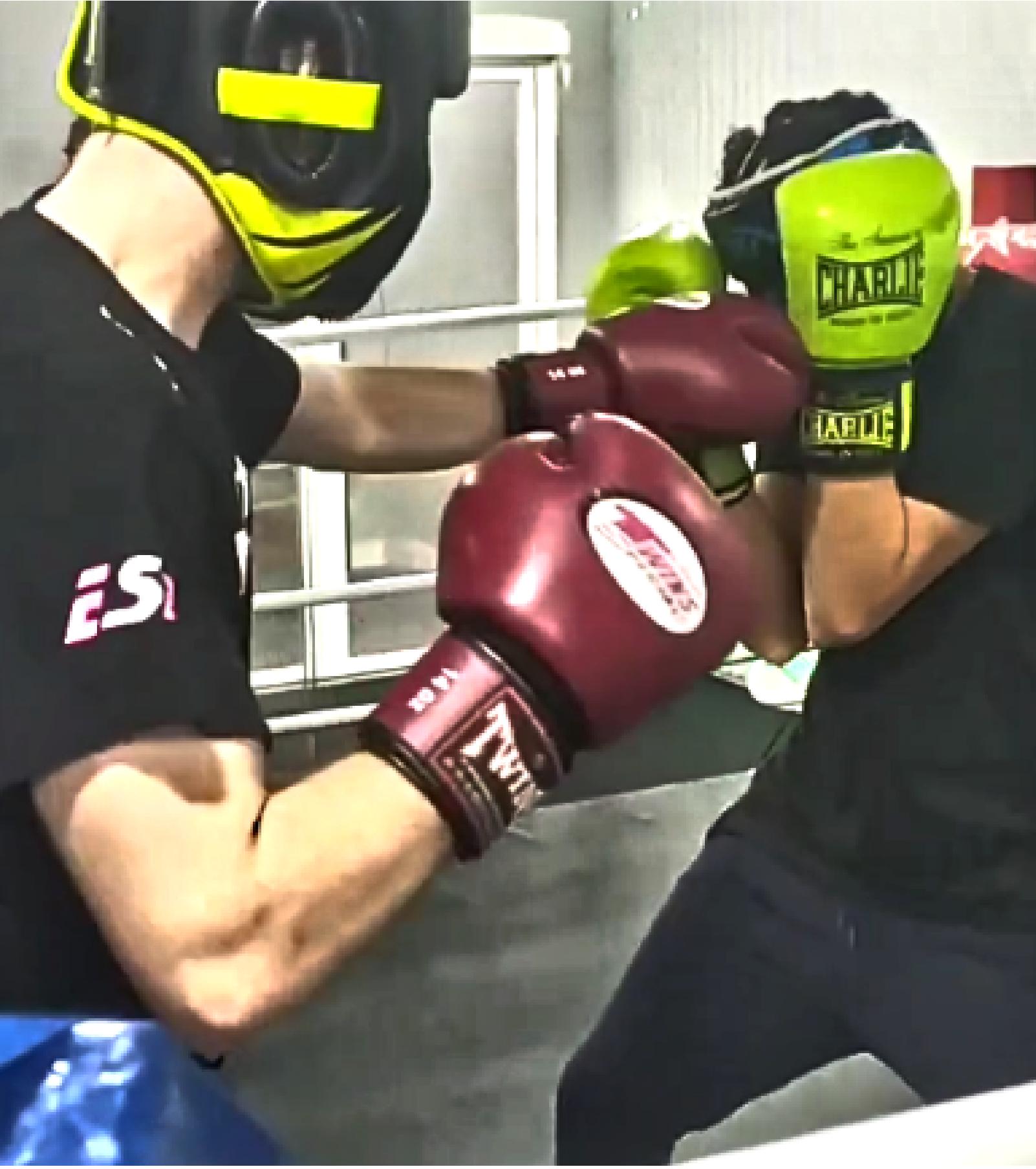 Boxeo Competición