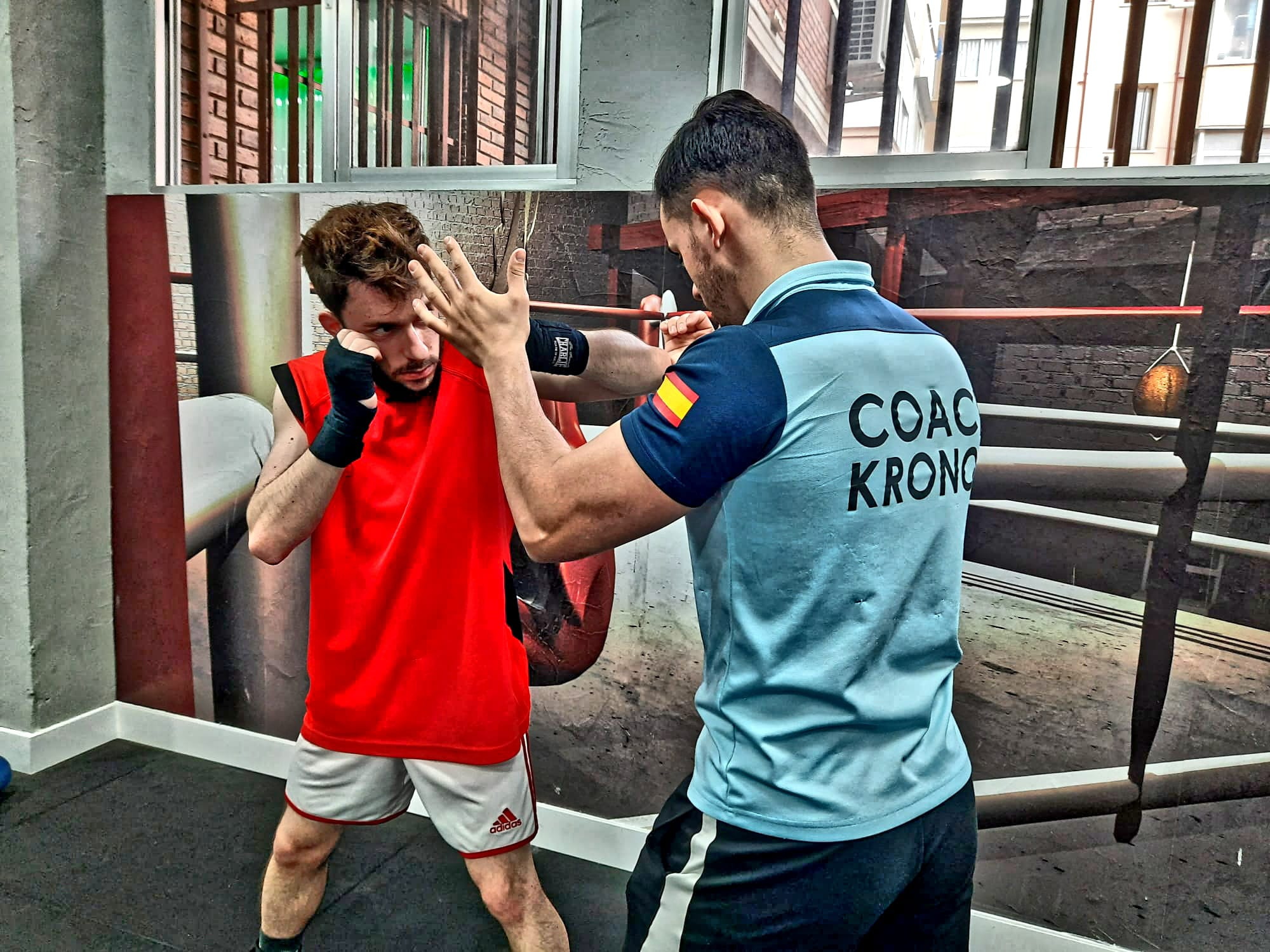 Boxeo Iniciación