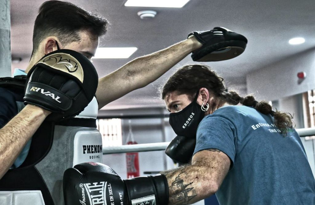 Boxeo Especialización
